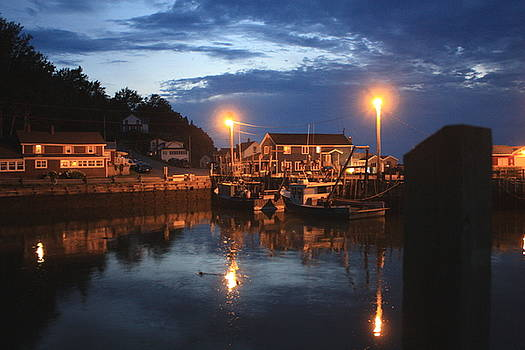 David Matthews - Harbour Lights