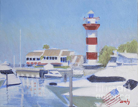 Candace Lovely - Harbour Town Morning Light