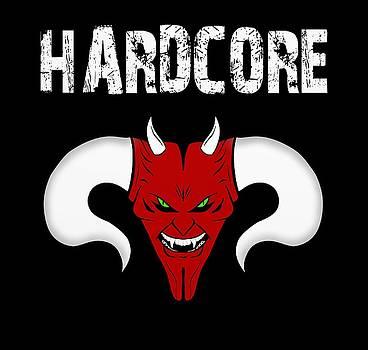 Hardcore by Gabi Siebenhuehner