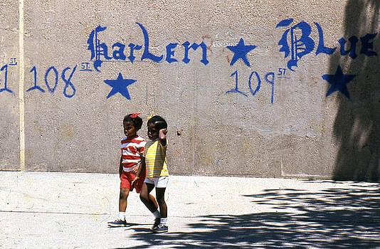 Harlem Blue by Erik Falkensteen