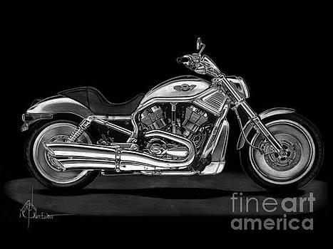 Harley Davidson by Murphy Elliott