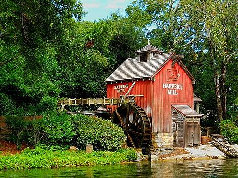 Harper's Mill by Rachel E Moniz