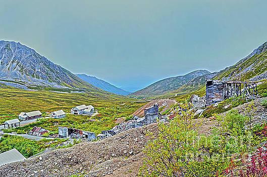 Spade Photo - Hatcher Pass, Alaska