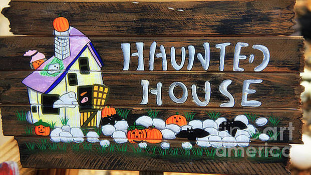 Jill Lang - Haunted House
