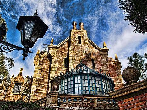 Haunted Mansion by Nora Martinez