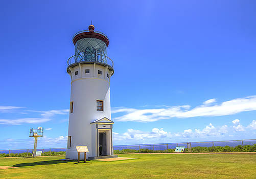 Scott Harris - HDR Kilauea Lighthouse