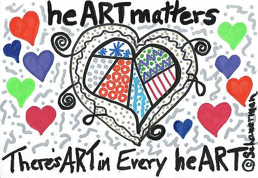 heARTmatters by Susan Schanerman