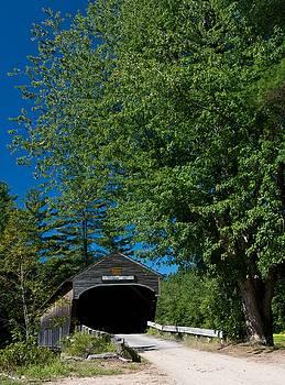 Hemlock Covered Bridge by James Walsh