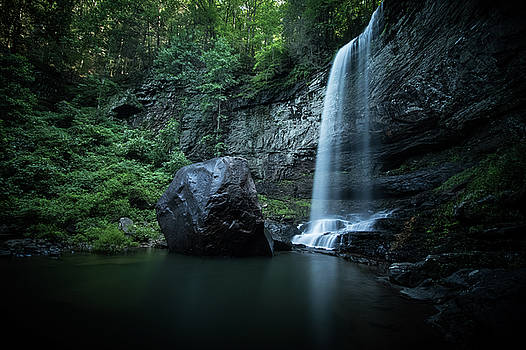 Hemlock Falls by Mike Dunn