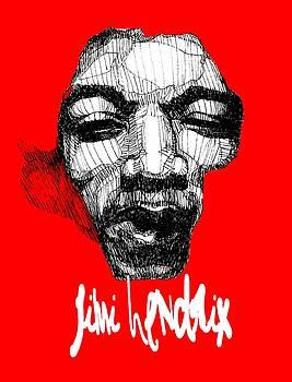 Hendrix by Khairzul MG