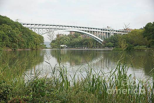Henry Hudson Bridge by Cole Thompson