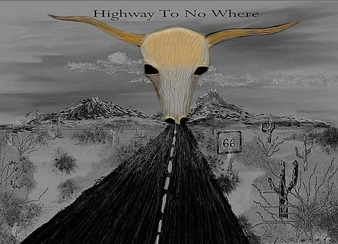 Highway To No Where by Thomas Clover