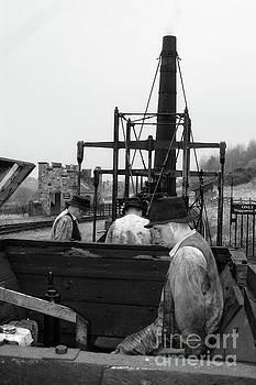 Historic Steam Engine - Locomotion No. 1 - Pockerley Waggonway - Beamish Museum by Doc Braham