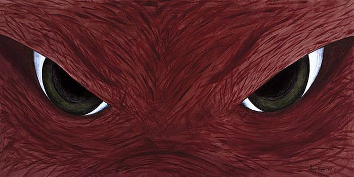 Hog Eyes by Amy Parker