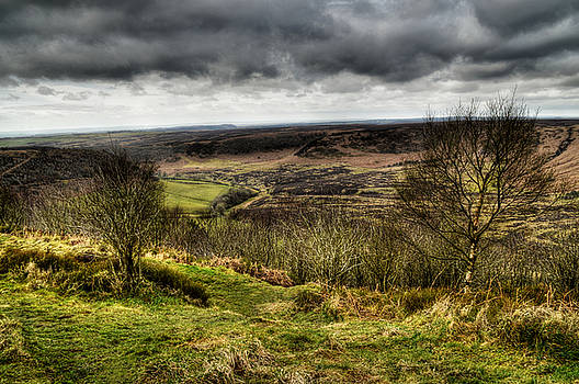 Hole of Horcum by Sarah Couzens