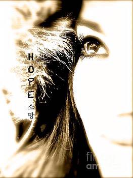 Hope in the eye #2 by Wonju Hulse