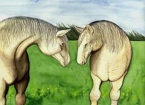 Horse Consensus by Scott Manning