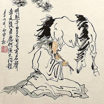 Horse Whispper by Xiaochuan Li