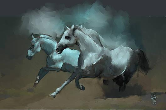 Horses by Shreeharsha Kulkarni