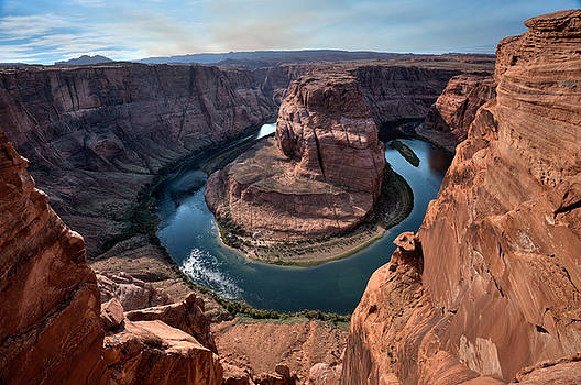 Horseshoe Bend by Wim Slootweg