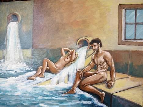 Hot Springs by Jean Pierre Bergoeing