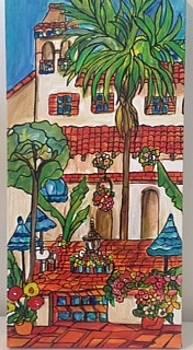 Hotel San Clemente by Michelle Gonzalez