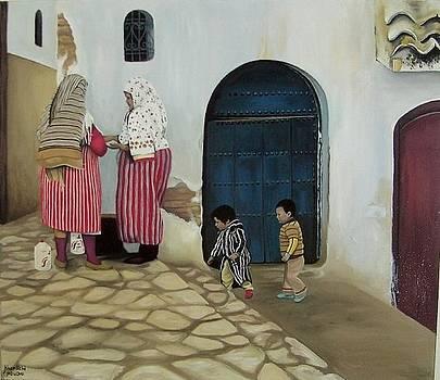 1 by Houda Khamlichi