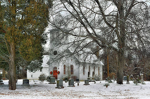 House of worship by Richard Macquade