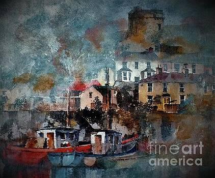 Val Byrne - Howth Harbour, Dublin