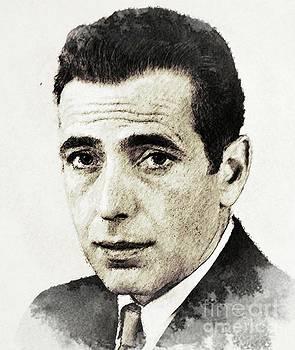 John Springfield - Humphrey Bogart, Vintage Actor