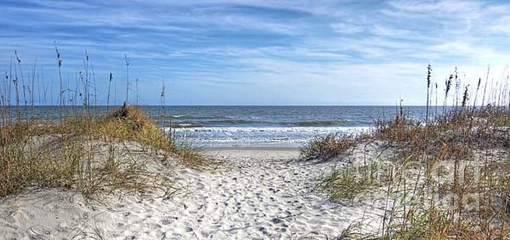 Huntington Beach South Carolina by Kathy Baccari