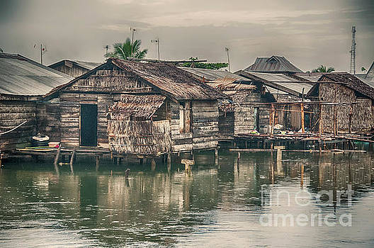 Huts by Charuhas Images