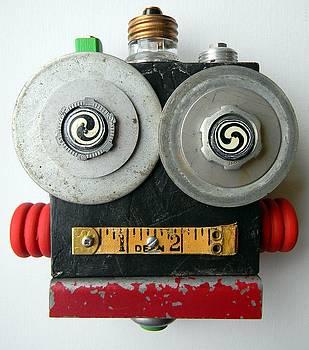 Hypno Bot by Jen Hardwick