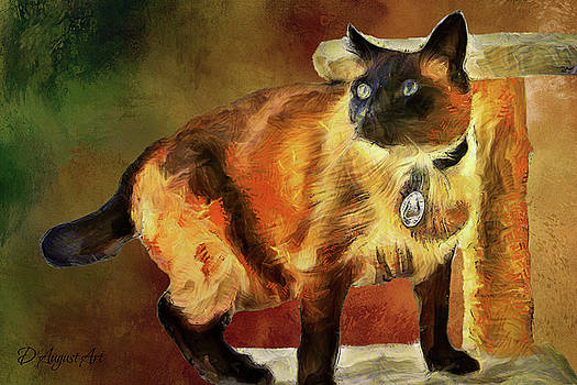 I Am Siamese by Theresa Campbell