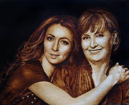I love you Mom by Dino Muradian