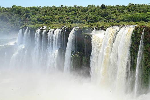Silvia Bruno - Iguazu falls