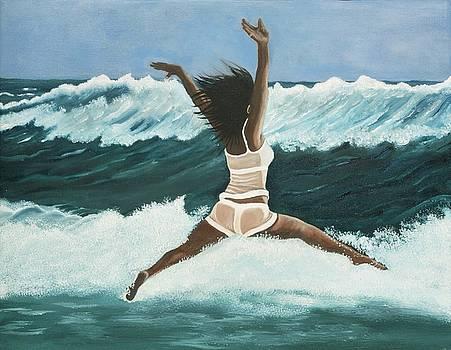 I'm Free by Caroline  Stuhr