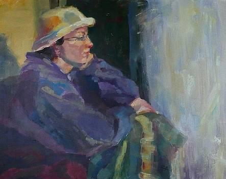 Impatient Rain by Irena Jablonski