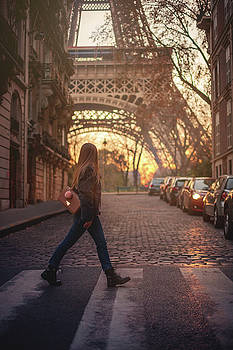 In Paris by Chris Thodd