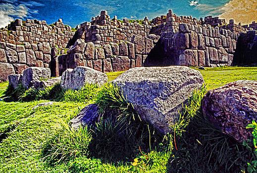 Dennis Cox - Inca Walls