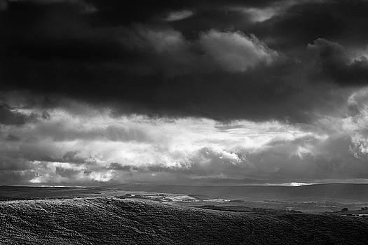 David Taylor - Storm blowing in