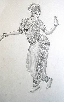 Xafira Mendonsa - Indian Dance