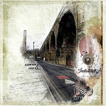 Under the arches by Gillian Singleton