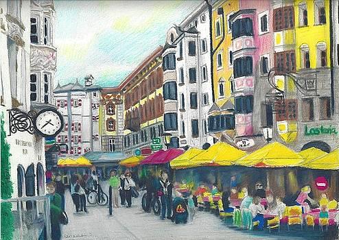 Innsbruck by Michelle Skinner
