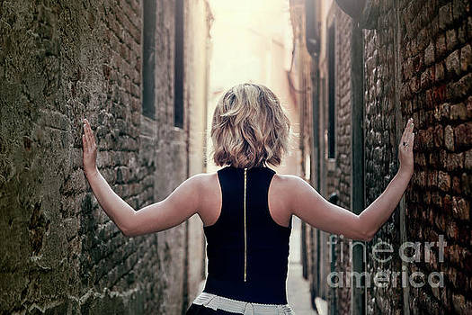 Inside My Walls by Evelina Kremsdorf