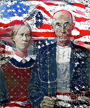 Inspired by American Gothic by Amy Cicconi