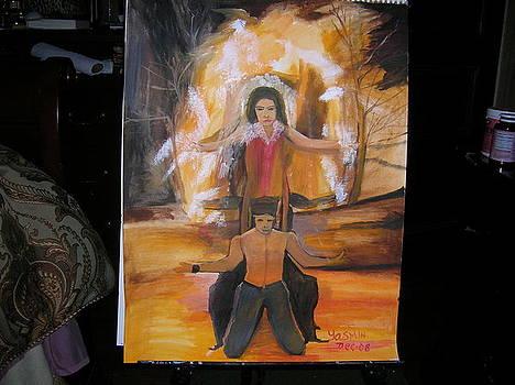 Into the Fire by Zeenath Diyanidh