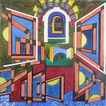 Introspections by Adalardo Nunciato  Santiago