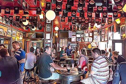 Irish pub by Andrew Michael