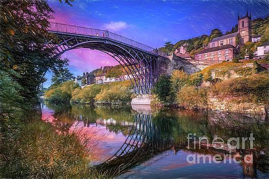 Adrian Evans - Iron Bridge 1779